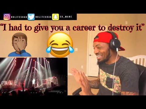 The Biggest he will get! MGK Boo'd Off Stage while Performing RapDevil! | REACTION