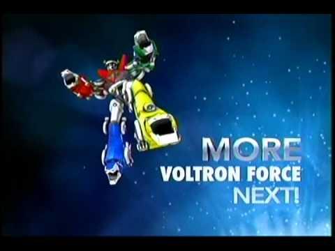 Nicktoons (U.S.) -Up Next! More Voltron Force Bumper 2 (2012 ...