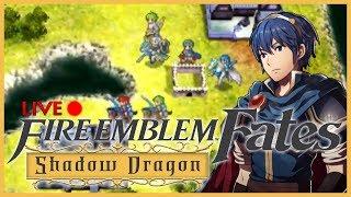 Fire Emblem Fates: Shadow Dragon - A Fire Emblem 1 Remake inside of Fates