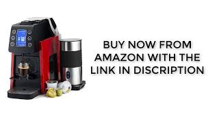 Gourmia GCM5000 One Touch Multi Capsule Coffee Machine REVIEW