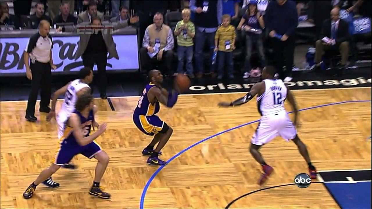 Kobe Bryant Best Clutch Shots And Nice shots