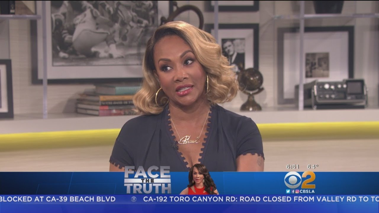Vivica A. Fox Helps People 'Face The Truth'