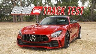 2018 Mercedes-Amg Gt R | Track Test