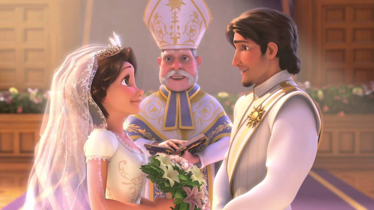 Tangled Ever After - Wedding Clip HD Subtitulado.mp4 - YouTube