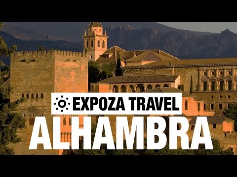 Alhambra Vacation Travel Video Guide