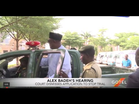Alex Badeh's Trial