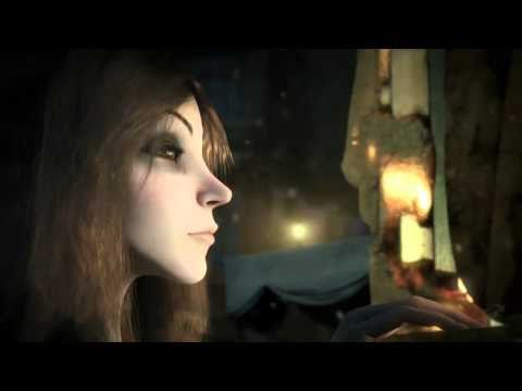 Alice: Madness Returns - Fiery Tentacles Trailer [TGS 2010]