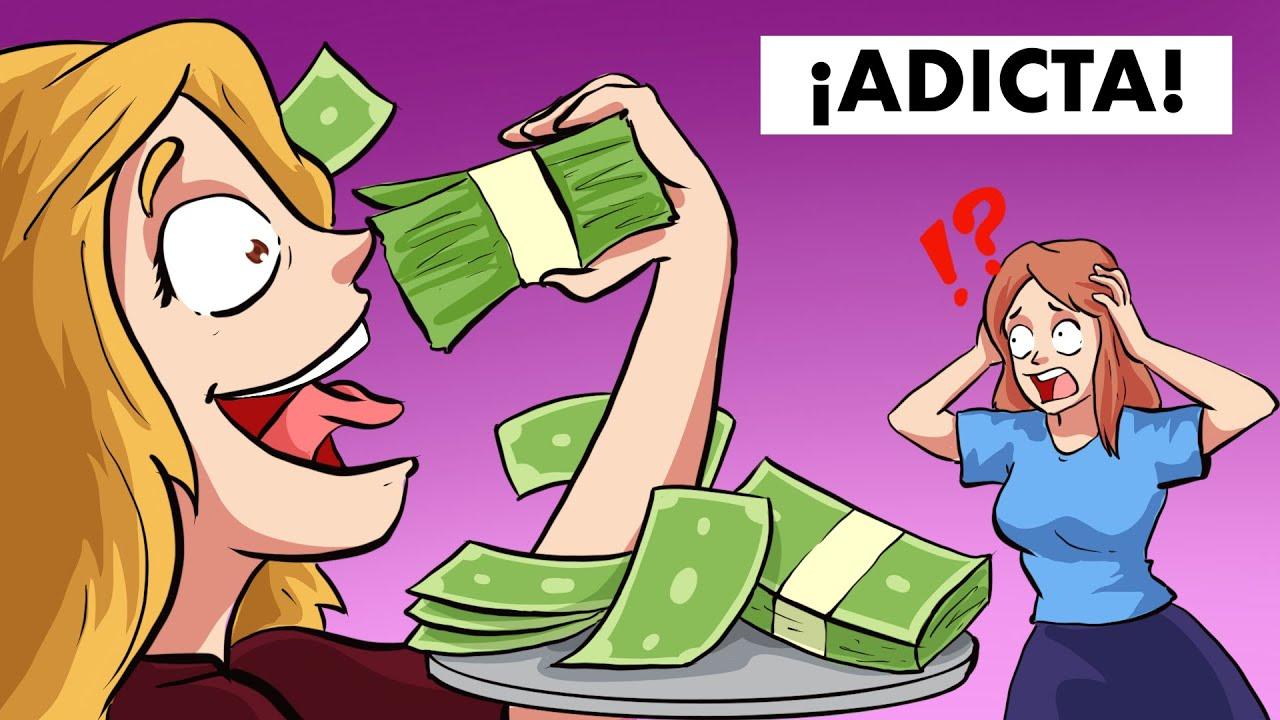 Soy adicta a comer dinero, ¡mi extraña adicción me ha vuelto pobre!