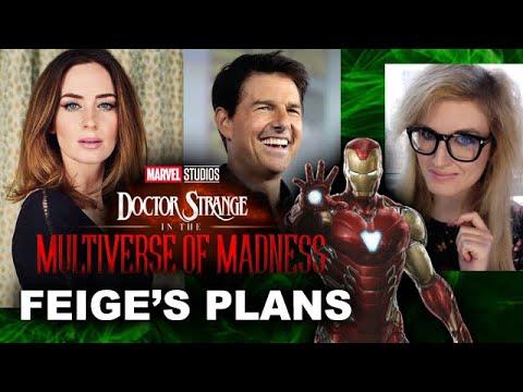 Tom Cruise as Iron Man?! Doctor Strange 2 Casting Update