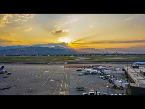 SLC in Motion: Time-Lapse at Salt Lake City International Airport