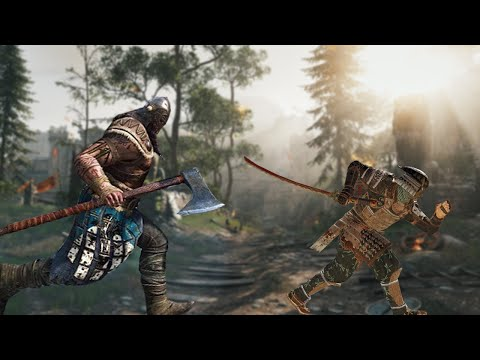 Hunting Down Clan Kids In For Honor