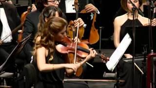 R. Korsakov ''Scheherezade'' Mov 3-4 Violin Solo Nazlı Avcı