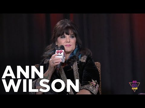 Ann Wilson talks Vocal Training, Her Love of People, and Much More!