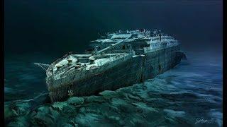 Titanikas: Jūrų Legendos Paslaptys