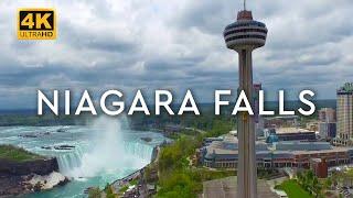Niagara Falls from Above - DJI Phantom 3