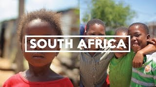 South Africa - Comic Relief