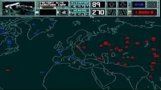 AMIGA Global Thermonuclear Warfare AMIGA OCS STAR INTRO MUSIC 1994Scorpius Softwarea3 adf