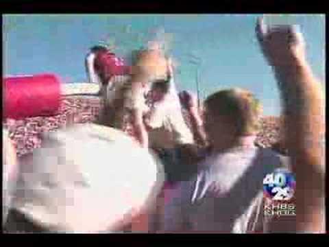 Gus Malzahn  Houston Nutt  (Video)
