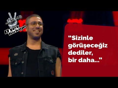 Stüdyoyu karıştıran yarışmacı! | O Ses Türkiye 2018
