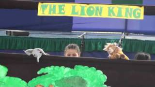 KINDER - Obra The Lion king San Patricio 191110.avi