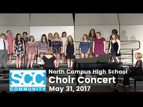 North Campus Choirs  May 31 2017