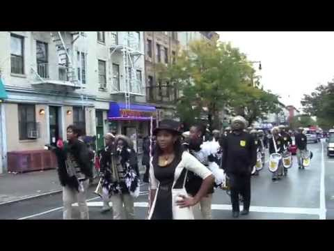 PANAMANIAN PARADE BROOKLYN NY UN-CUT  11 OCTOBER 2014
