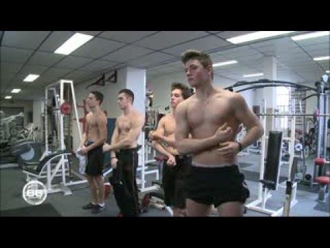 Adolescent et musculation, le carnage