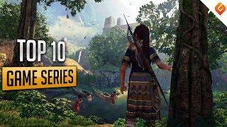 Top 10 My Favorite Game Series