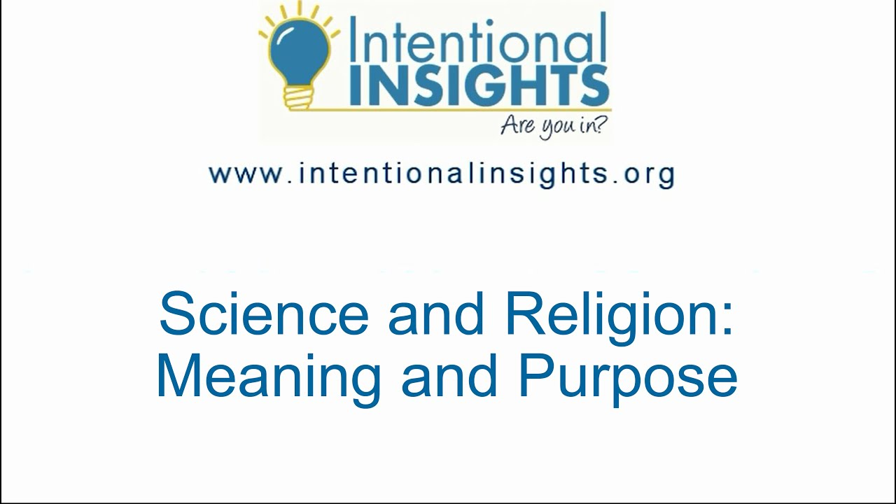 science is meaningless without religion Relationship between religion and science nor anything close to its meaning stated that religion without science is superstition and that science without religion is materialism he also admonished that true religion must conform to the conclusions of science.