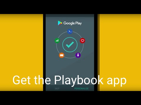 Playbook for Developers, a new app for developers