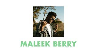 Gambar cover Maleek Berry - Let Me Know