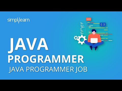 Java Programmer | Java Programmer Job | What a Java Develope