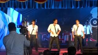 SNIT Adoor, College day 2014 dance performance by s3 mech..
