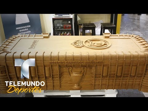 Macabra afición: Tumbas con diseños del Real Madrid - Deporte Rosa - Telemundo Deportes - 동영상