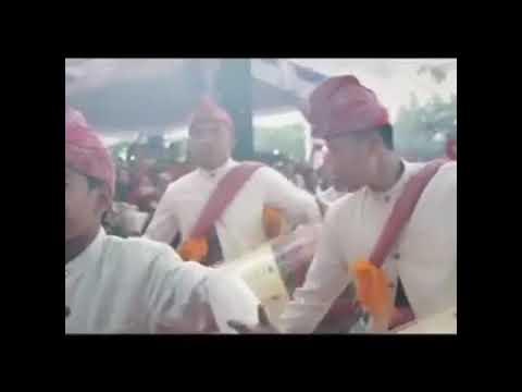 Pawai Budaya, Festival Moyo 2017 Sumbawa Besar Indonesia