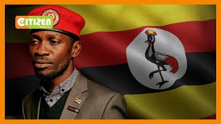 Uganda presidential candidate Bobi Wine says his home was raided by military