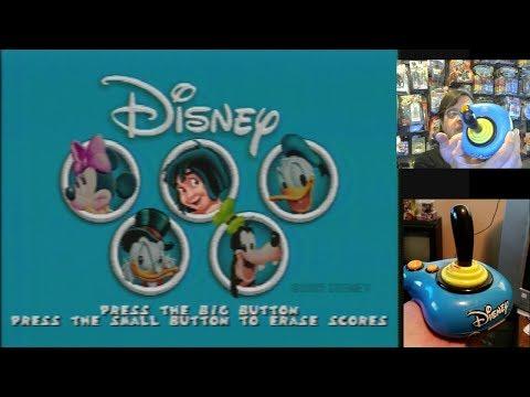 Disney Friends Plug & Play TV Games Game Play