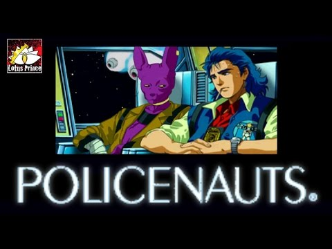 Policenauts: Part 18 - Lotus Prince and Vyse the Bold Let's Play