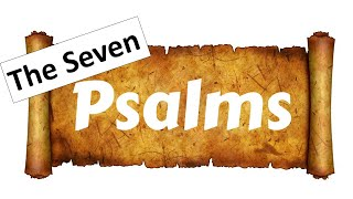 """Pastor Jack Hudson begins our Lent season with a sermon titled """"The Seven Psalms""""."""