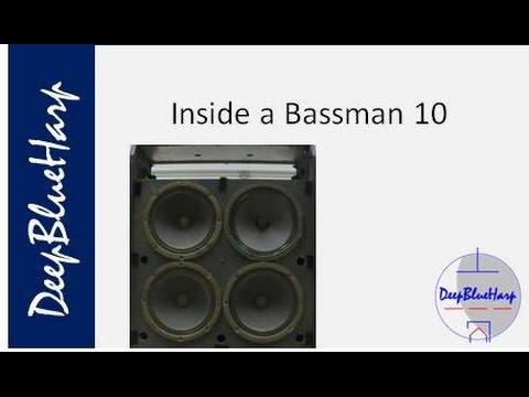 inside a bassman 10 youtube rh youtube com