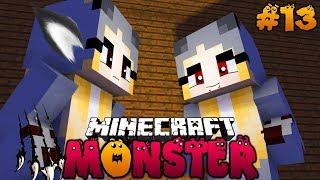 WERWOLF ODER VAMPIR? ✿ Minecraft MONSTER #13 [Deutsch/HD]