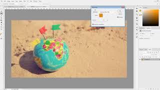 Photoshop CC 2017 082 調整顏色 相片濾鏡