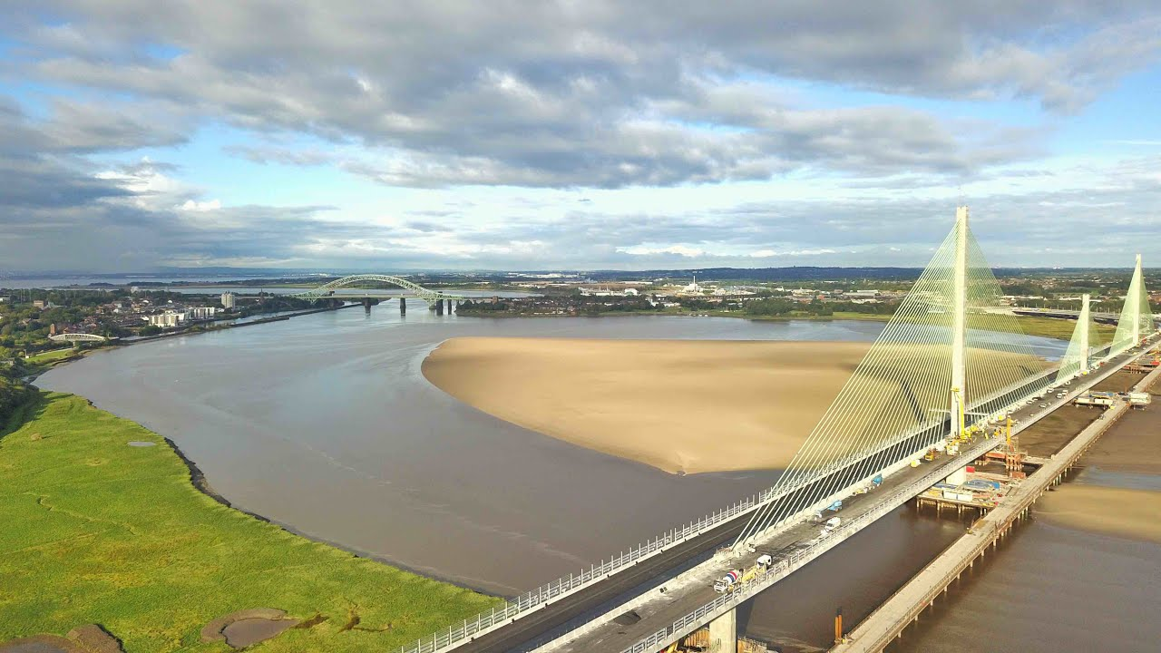 Image result for new mersey gateway bridge
