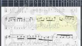 Guns N' Roses   Civil War SOLO GUITAR TAB