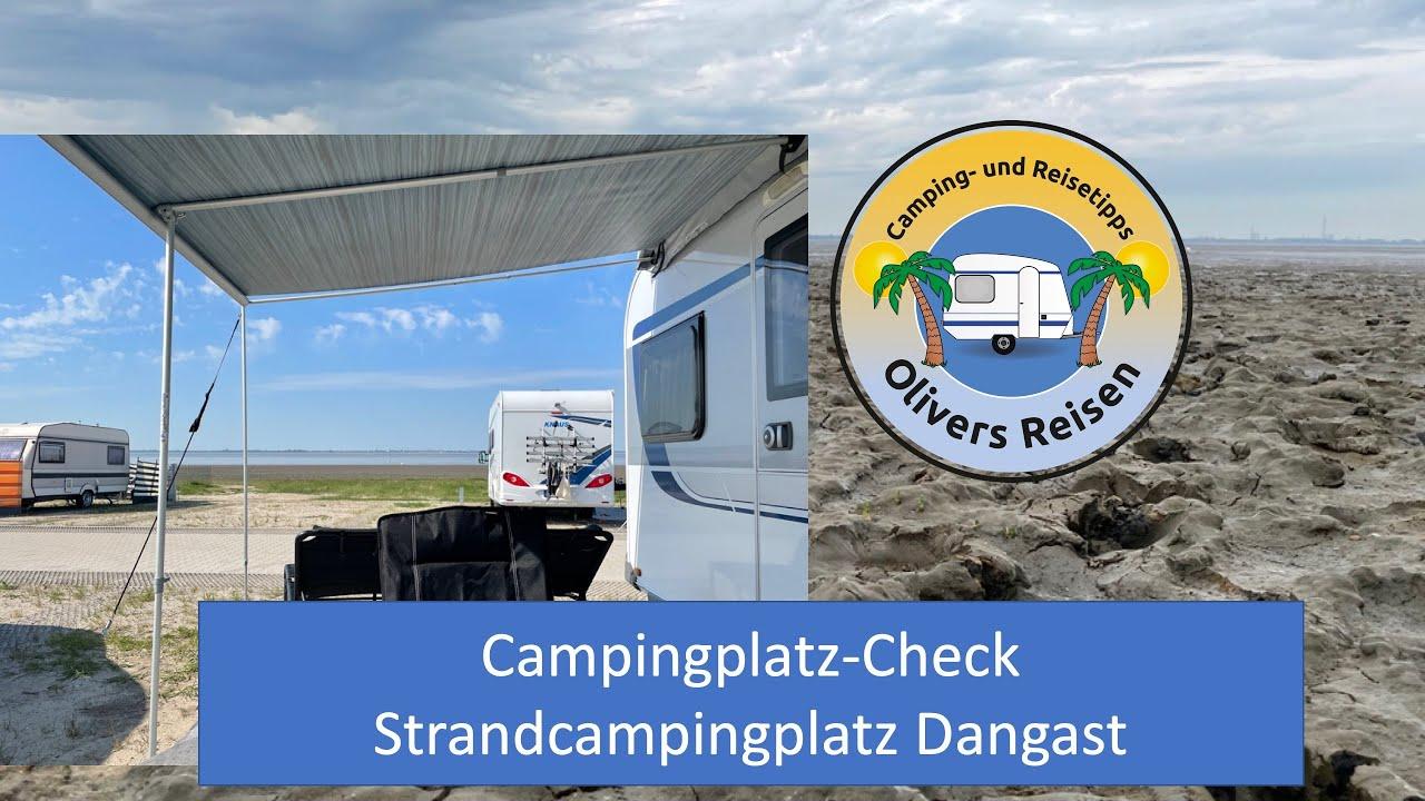 Strandcampingplatz Dangast #Campingplatz Check
