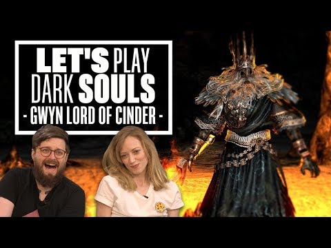Let's Play Dark Souls Episode 23: THE END (OR IS IT?)
