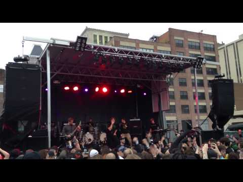 Pig Destroyer-The Diplomat featuring Jason Netherton (Misery Index) at Maryland Deathfest XI