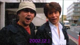 2002.12.1 FM「SUPER J-HITS RADIO」チャゲアスゲスト♪