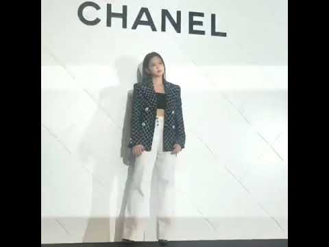 c1a6d02038f BLACKPINK's JENNIE at Chanel Coco Crush Event || Jennie Looks Classy and  Expensive