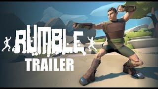 RUMBLE, earthbending VR game GIVEAWAY in description!